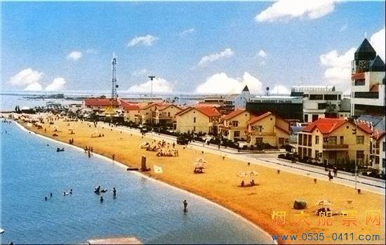 天津海滨浴场