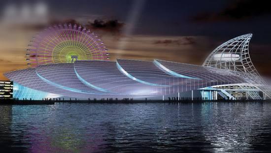 2010天津旅游景点增添20个大项目